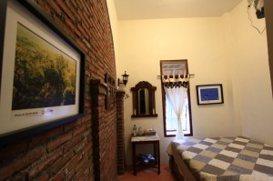 Bama and Bekol Room with wall fan , and  hot shower
